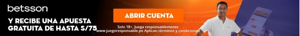 Apuestas deportivas Peru Betsson