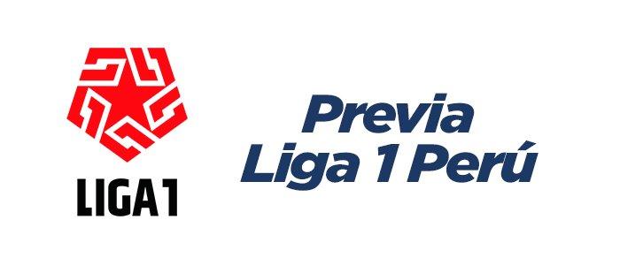 Previa apuestas fútbol Perú Liga 1
