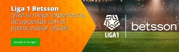 Liga 1 betsson perú