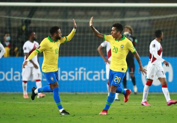brasil vs perú copa américa